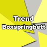 Trend Boxspringbett